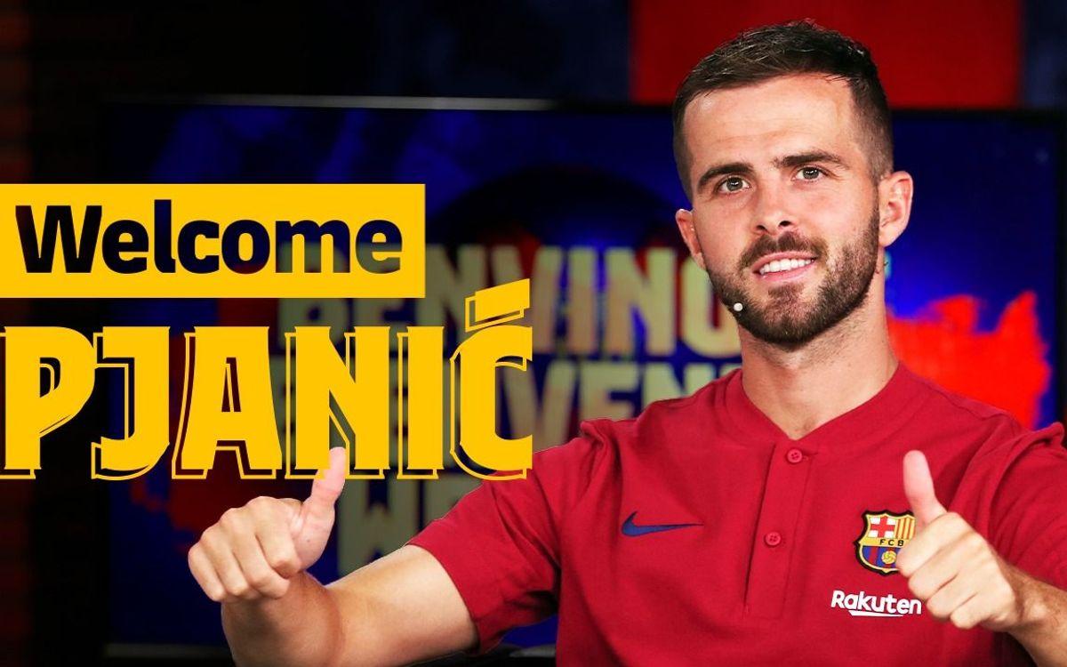 Bienvenue Pjanic