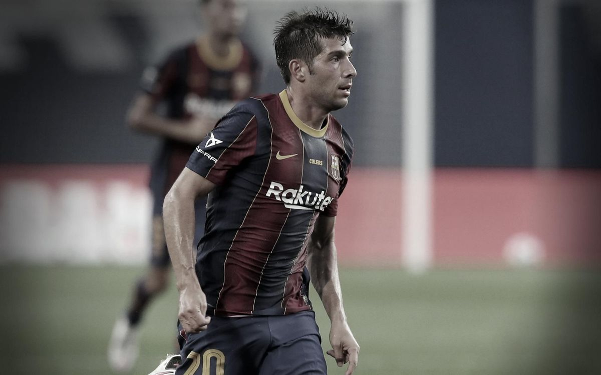 Sergi Roberto Player Page For The Midfielder Fc Barcelona Official Website