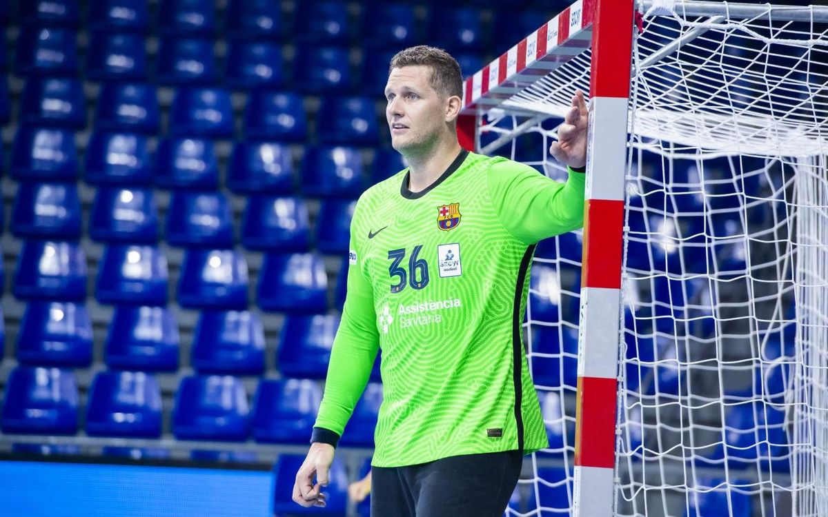 Kevin Möller jugará en el Flensburg-Handewitt