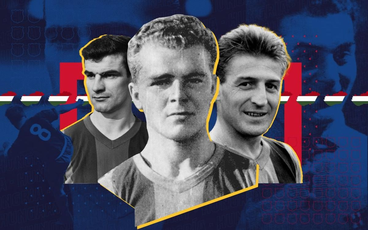 Hungary and Barça: A century old relationship