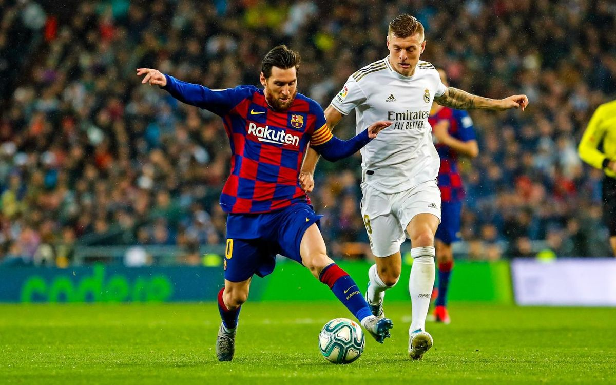 Clásico time and date announced
