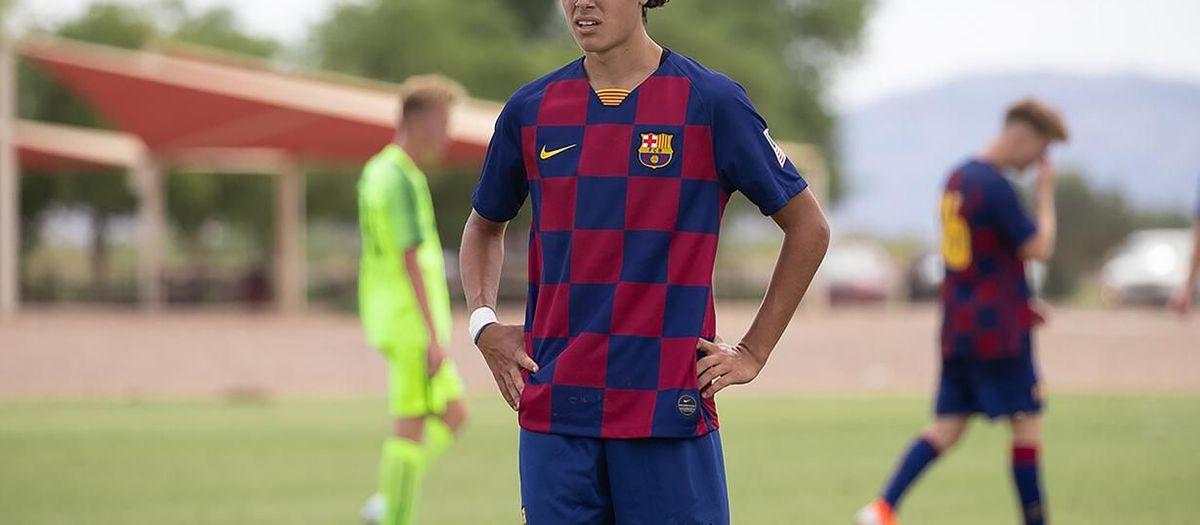 Caden Clark, third Barça Academy player in MLS