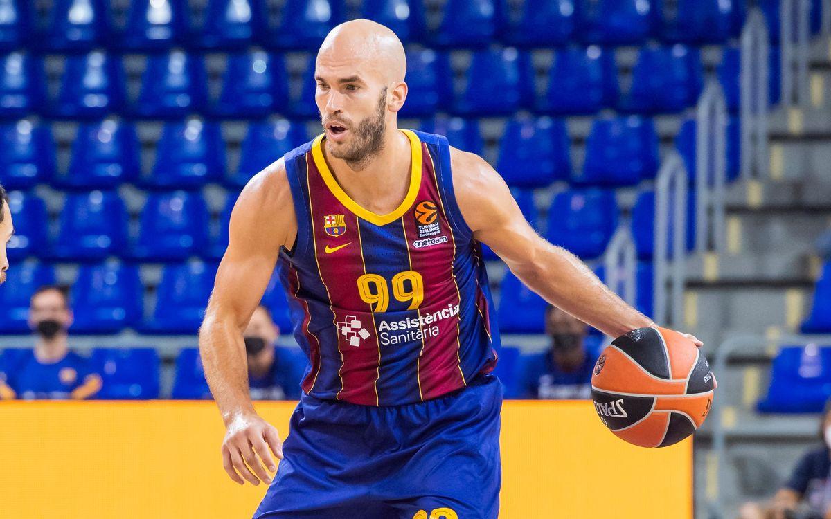 El Panathinaikos, el próximo reto del Barça de Saras