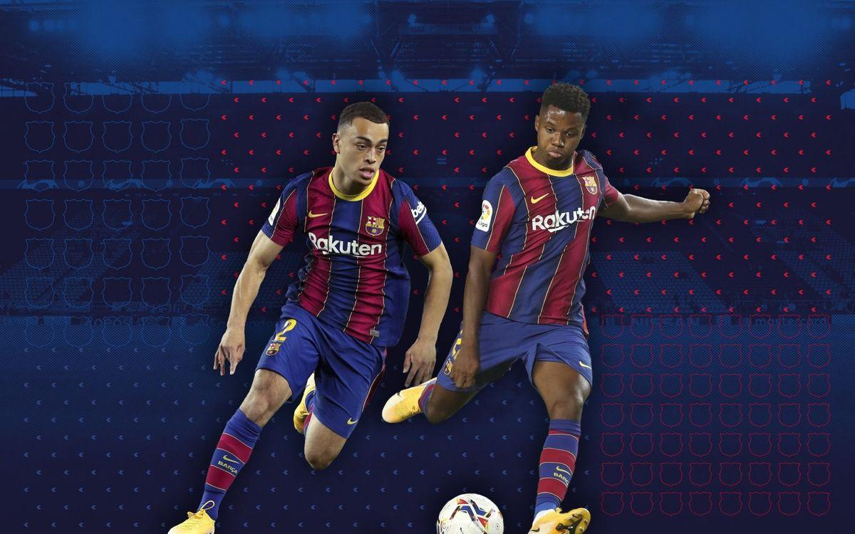 Ansu and Dest among Golden Boy finalists