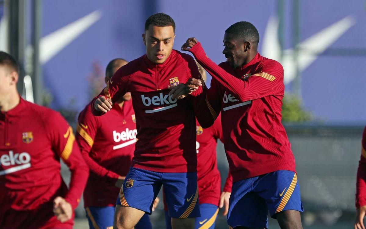Le groupe du Barça convoqué pour le déplacement à Getafe