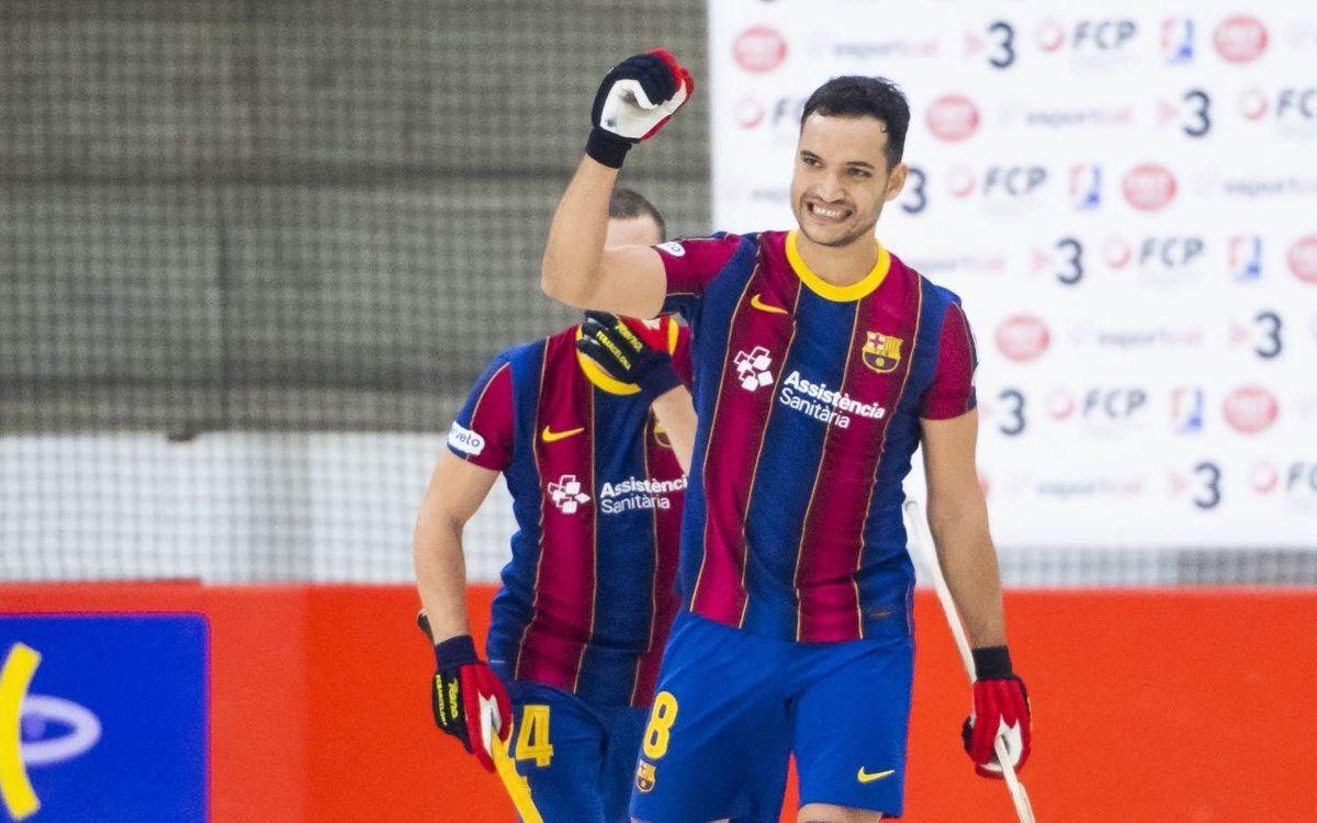 Vendrell – Barça: Centrats en el present per començar de nou