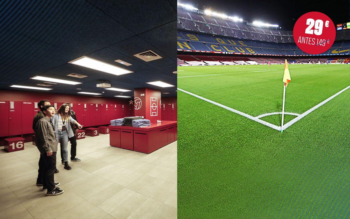 Descubre el Players Experience Tour en el Museo del Barça