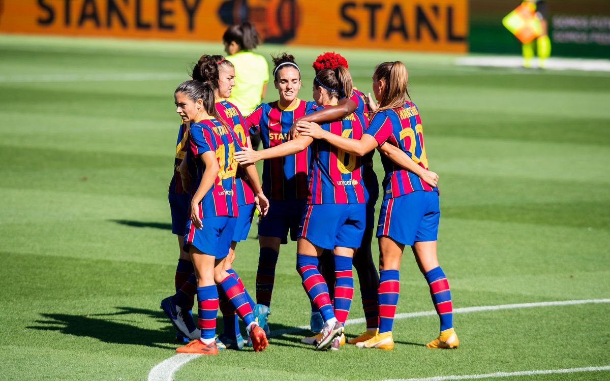 10 things you need to know before FC Barcelona Women v Atlético Madrid