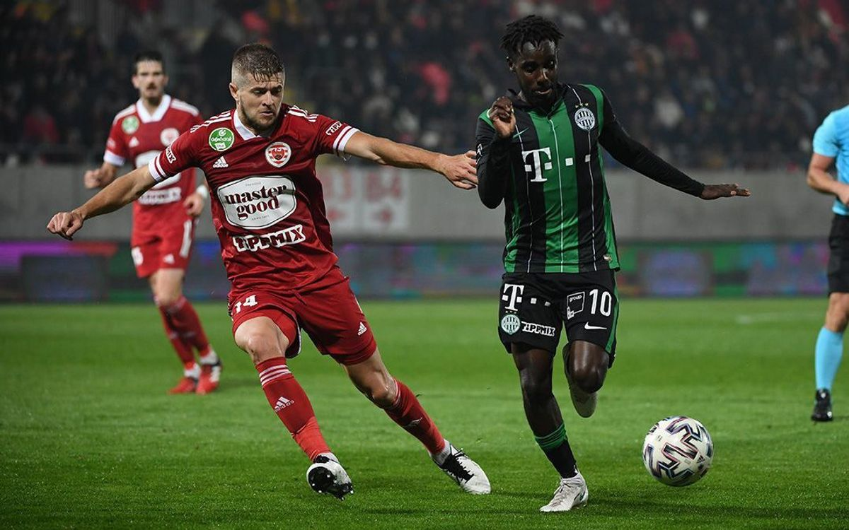 Ferencváros win ahead of trip to Camp Nou