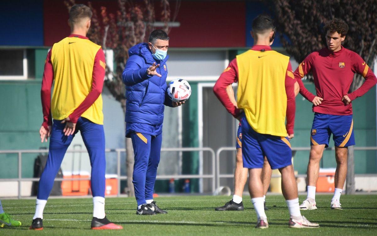 [PREVIA] Barça B - Nàstic: Un rival durísimo para empezar la Liga