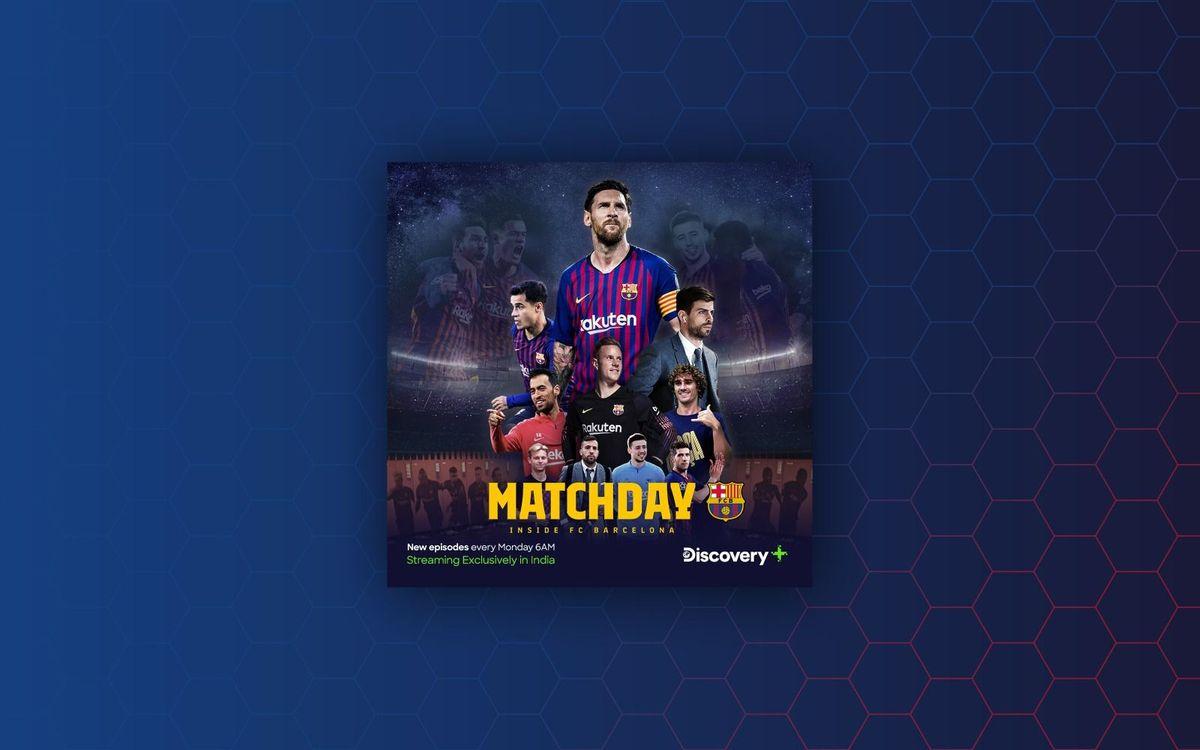 'Matchday' se estrena en la India a través de Discovery Plus