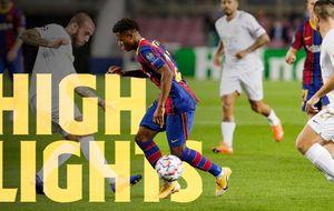 Fc Barcelona Ferencvarosi Tc Uefa Champions League Matchday 1 Fc Barcelona