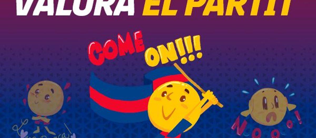 Puntua el partit del Barça!