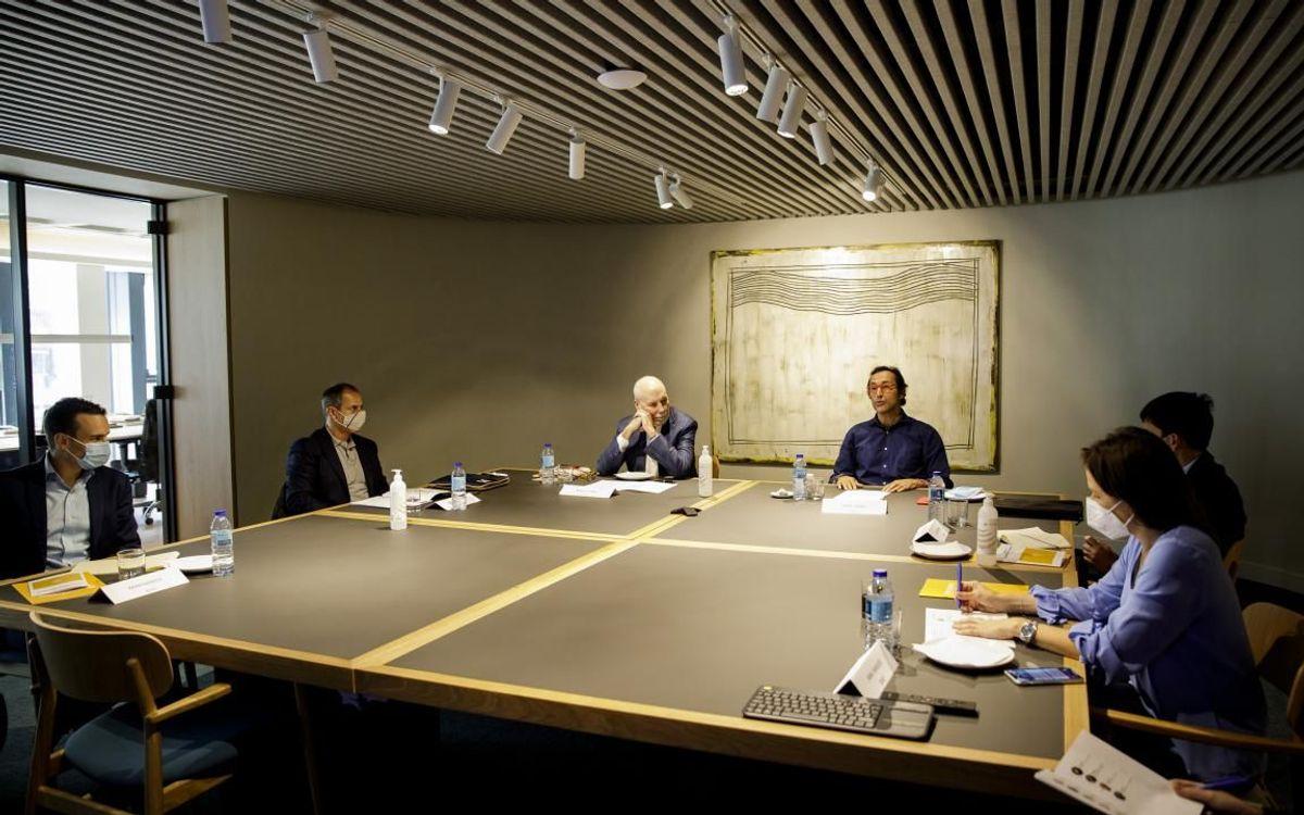 El FC Barcelona, protagonista en la sesión del programa Barcelona 2040 sobre el deporte
