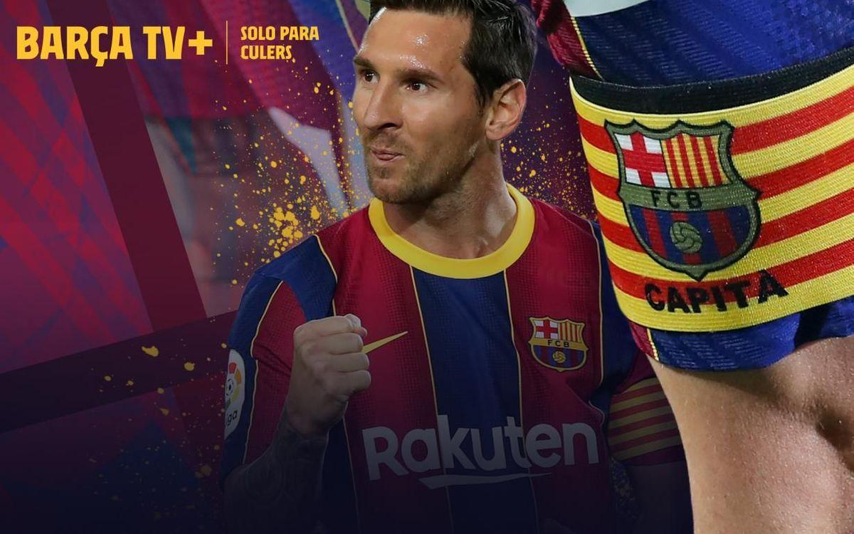 ¡Vive toda la experiencia del Clásico en Barça TV+!