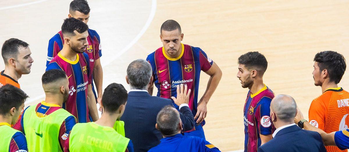 """Andreu Plaza: """"El missatge al vestidor és de confiança"""""""