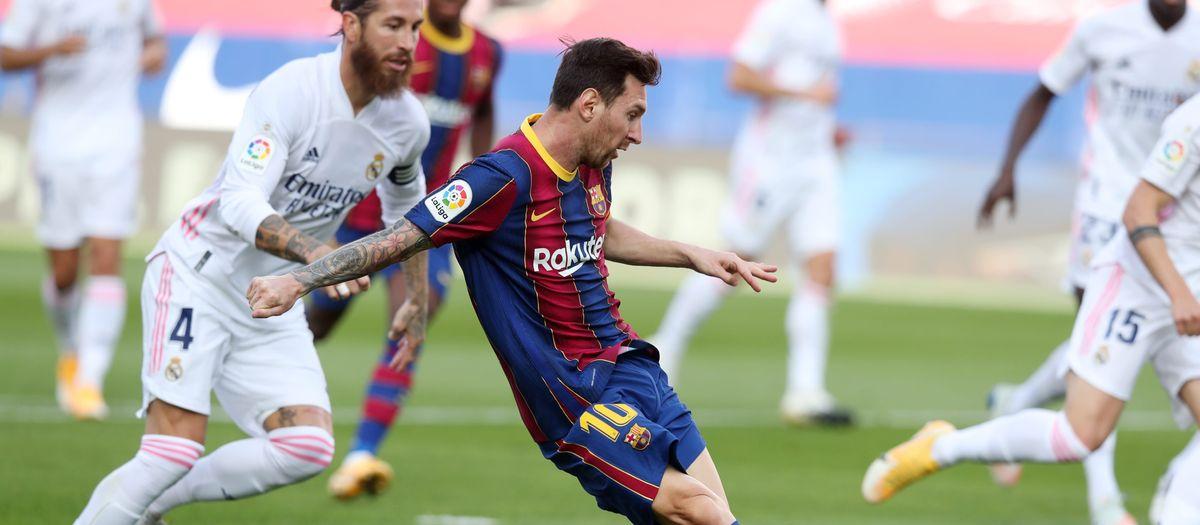 Barça - Madrid: Sin recompensa en el Clásico (1-3)