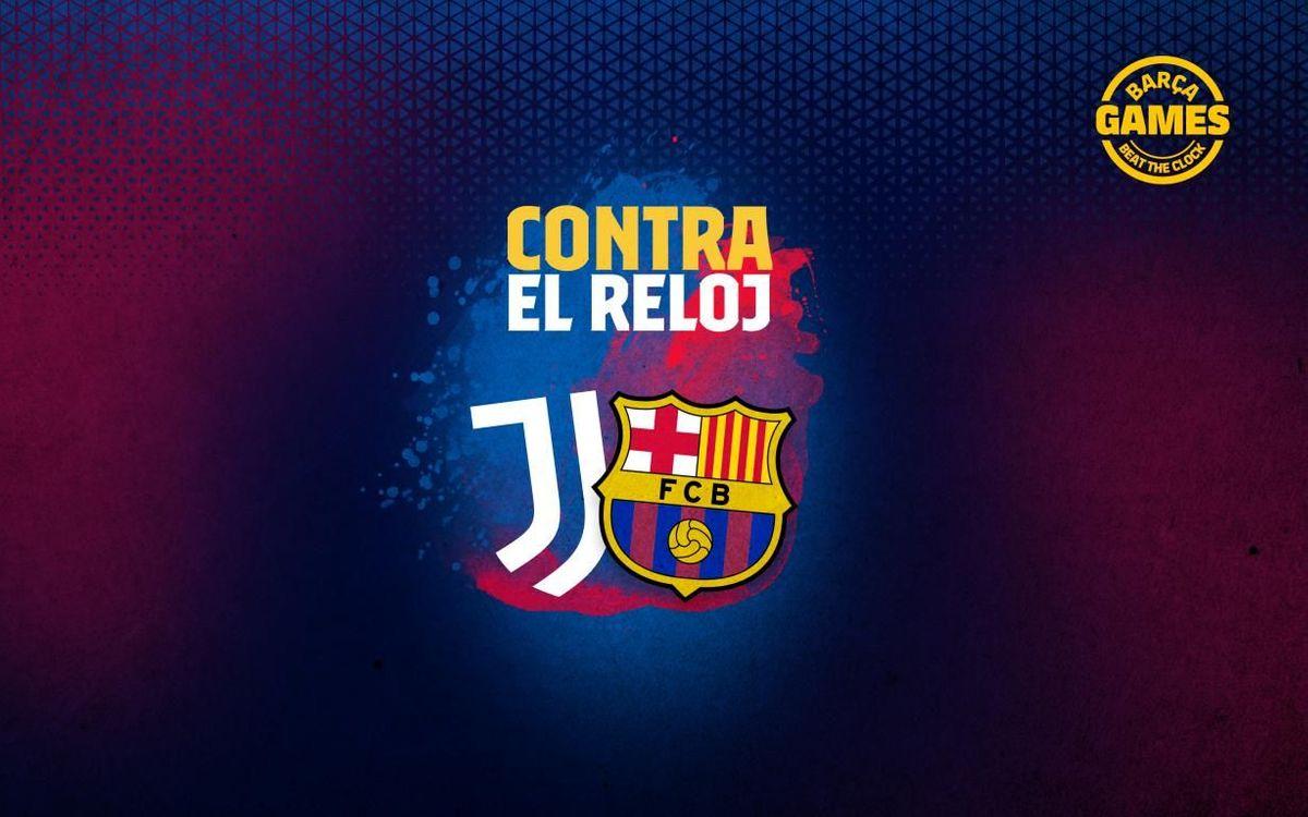 CONTRA EL RELOJ | Nombra a los 13 futbolistas que han estado en Barça y Juventus