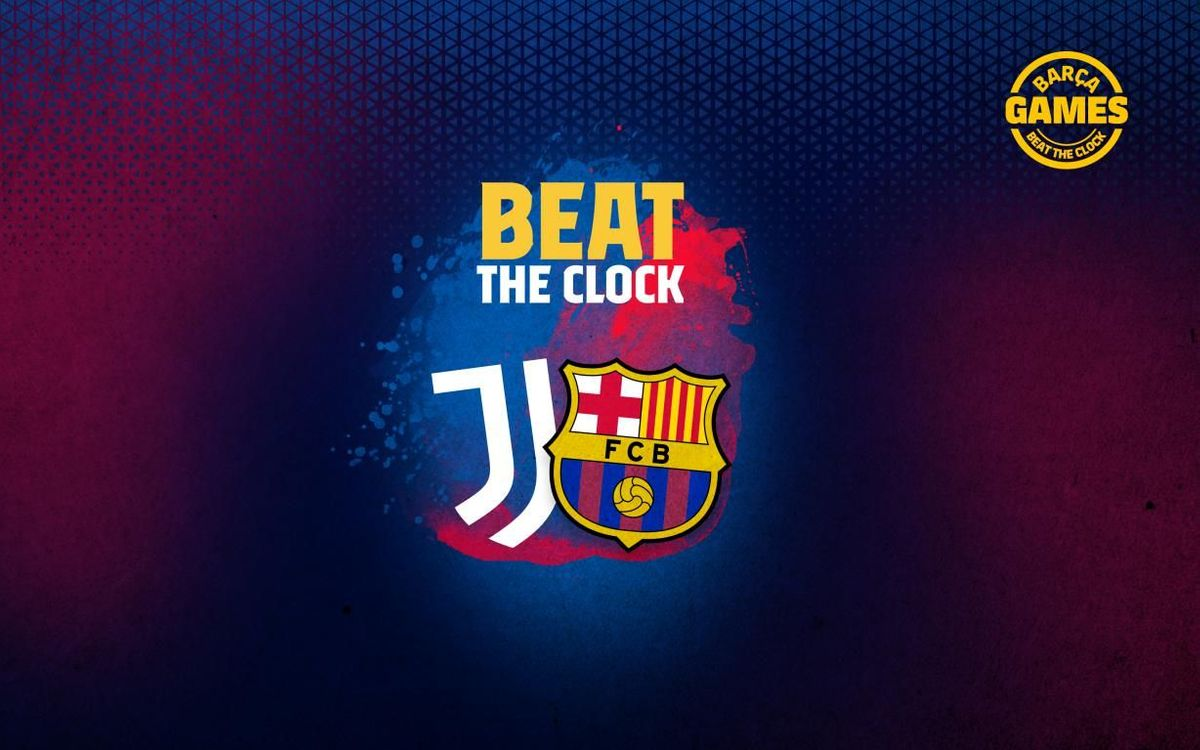 BEAT THE CLOCK | Name the 13 players who have played for Barça and Juventus