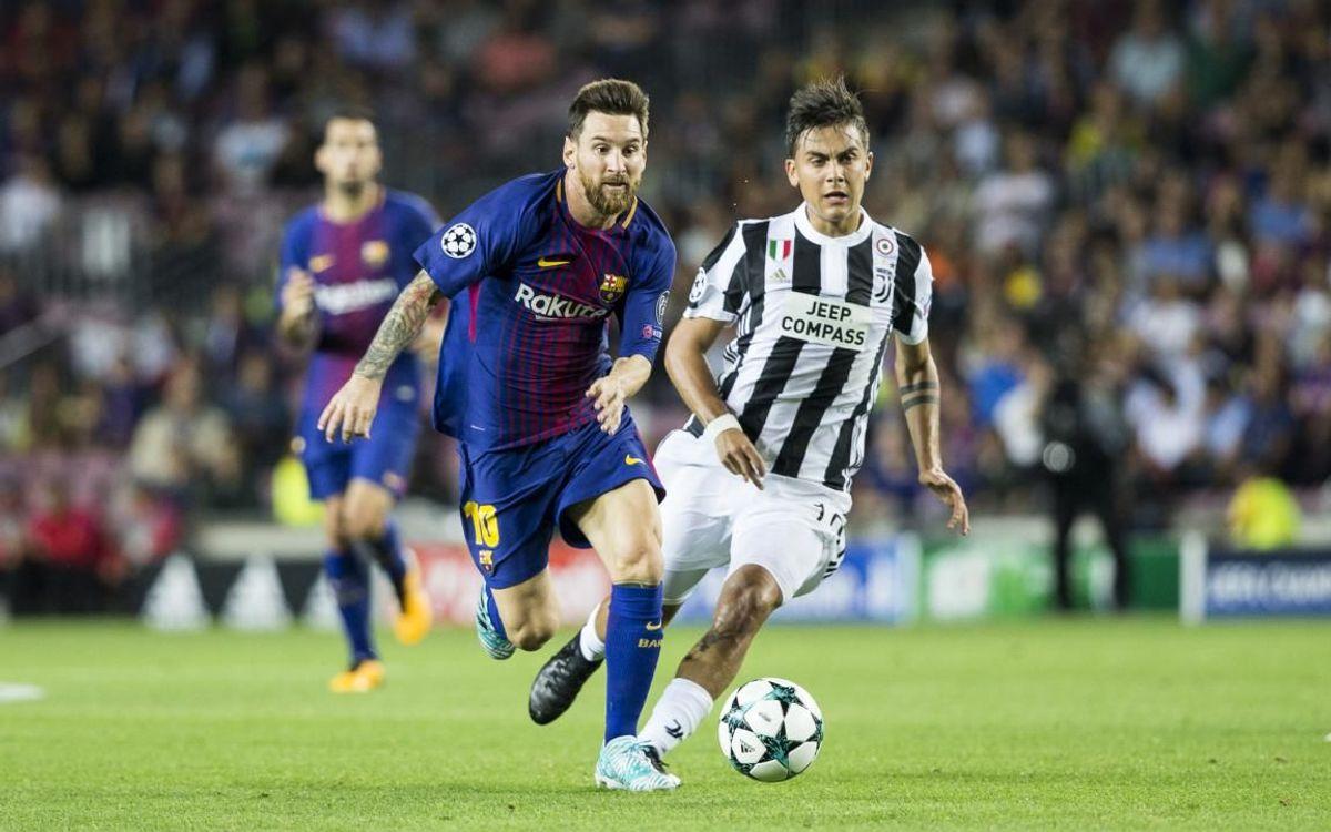Juve-Barça, un duelo de viejos conocidos