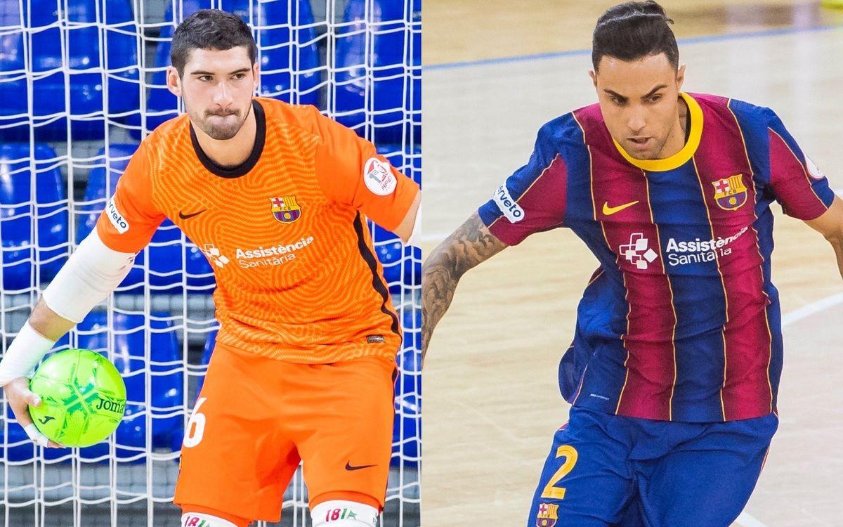 Cuatro jugadores de peso, bajas contra Palma