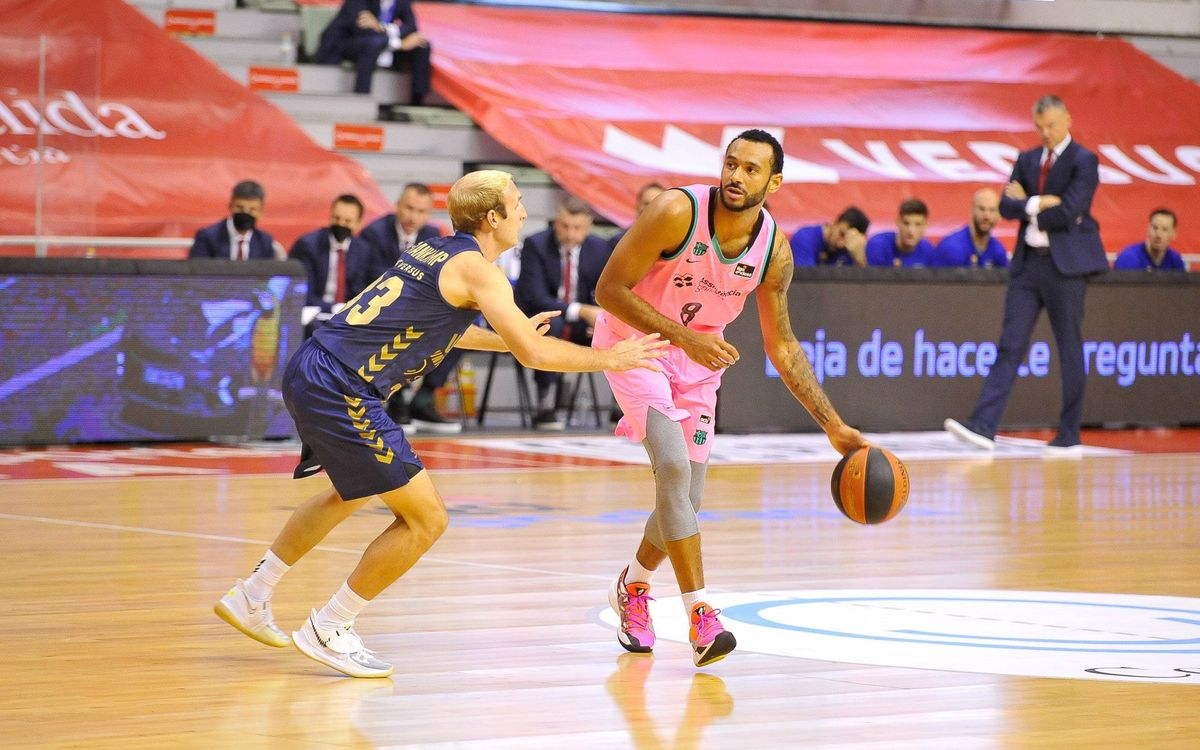 UCAM Murcia - Barça: Condicionados por el primer cuarto (77-73)