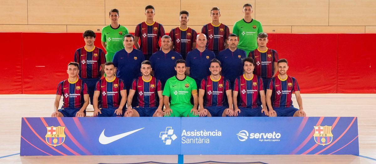 El Barça B-El Ejido, aplazado