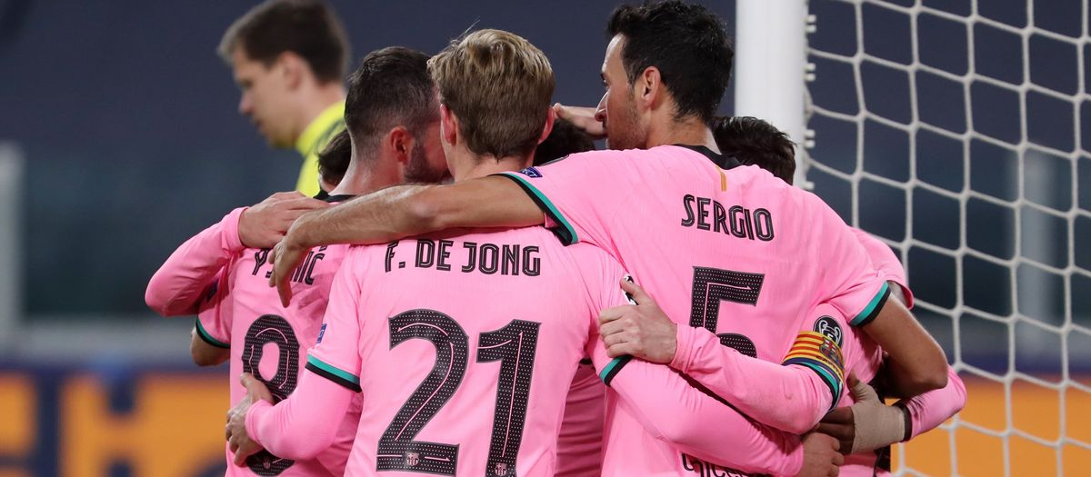 A night of firsts for Barça