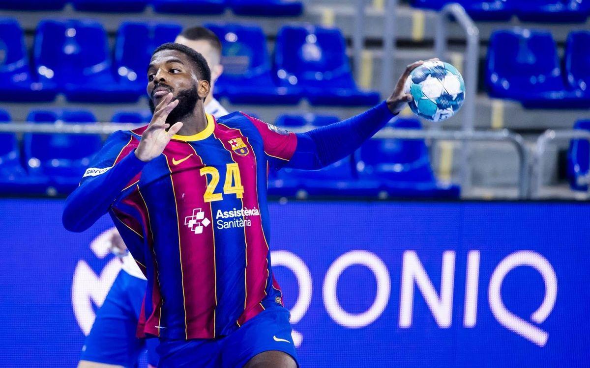 Barça - Aalborg Handbold: La Champions reactiva el balonmano en el Palau