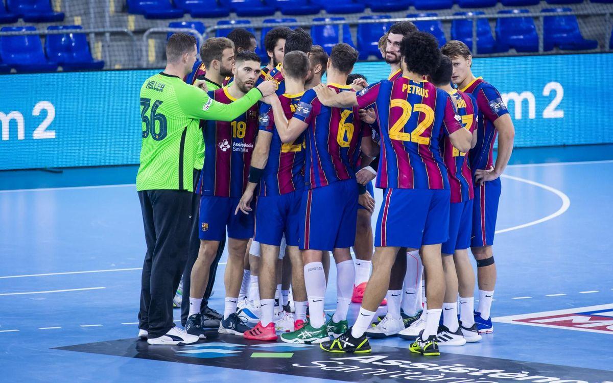 Barça - Aalborg: Regreso victorioso (42-33)