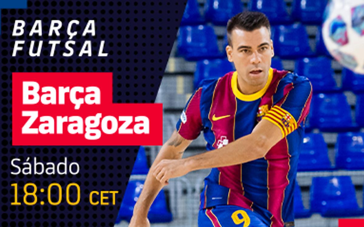 EN DIRECTO: Barça - Zaragoza