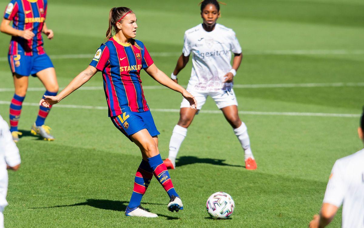 Real Betis - FC Barcelona Femenino: Vuelve el fútbol