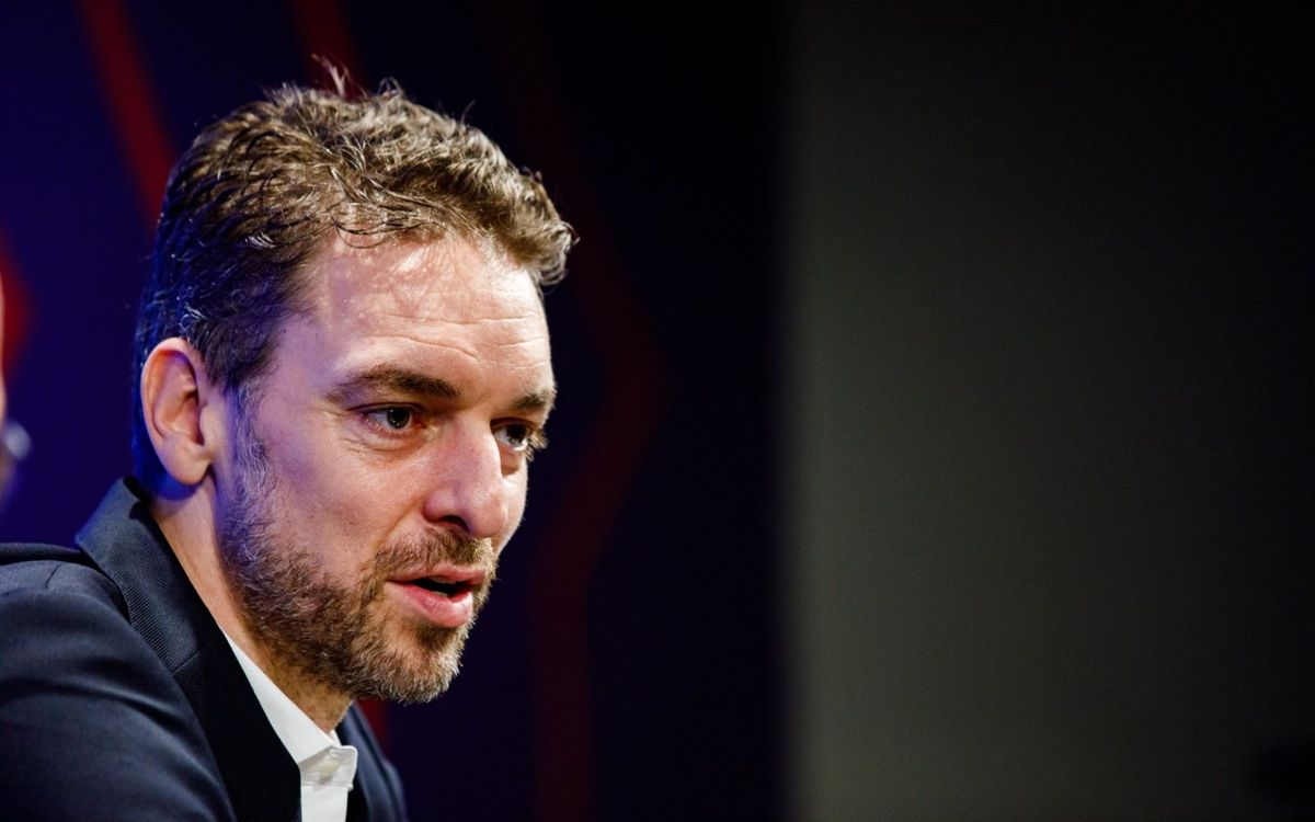Pau Gasol to open Sports Tomorrow, the BUHUB congress on sports innovation