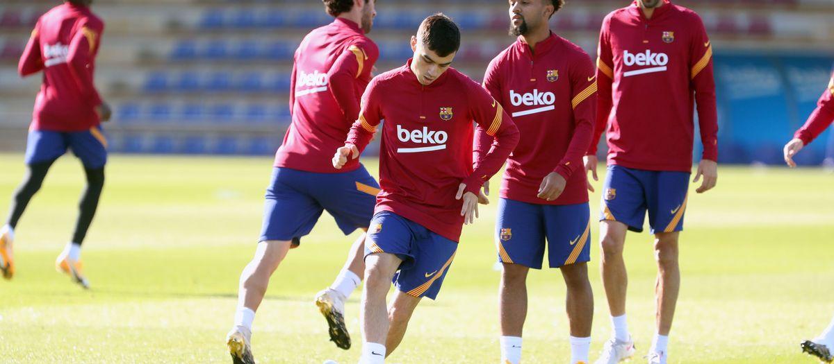 Le groupe convoqué pour Alaves - Barça