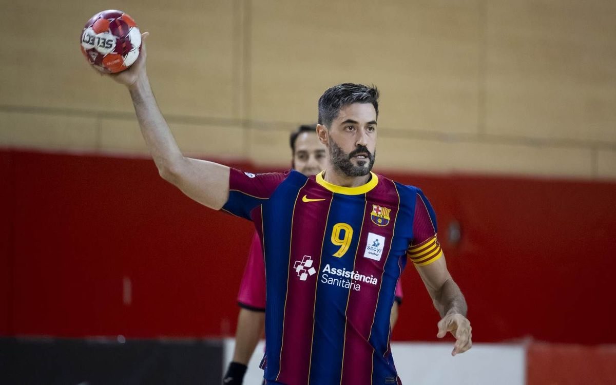 Dicsa Modular Cisne – Barça: A cerrar la trilogía con victoria