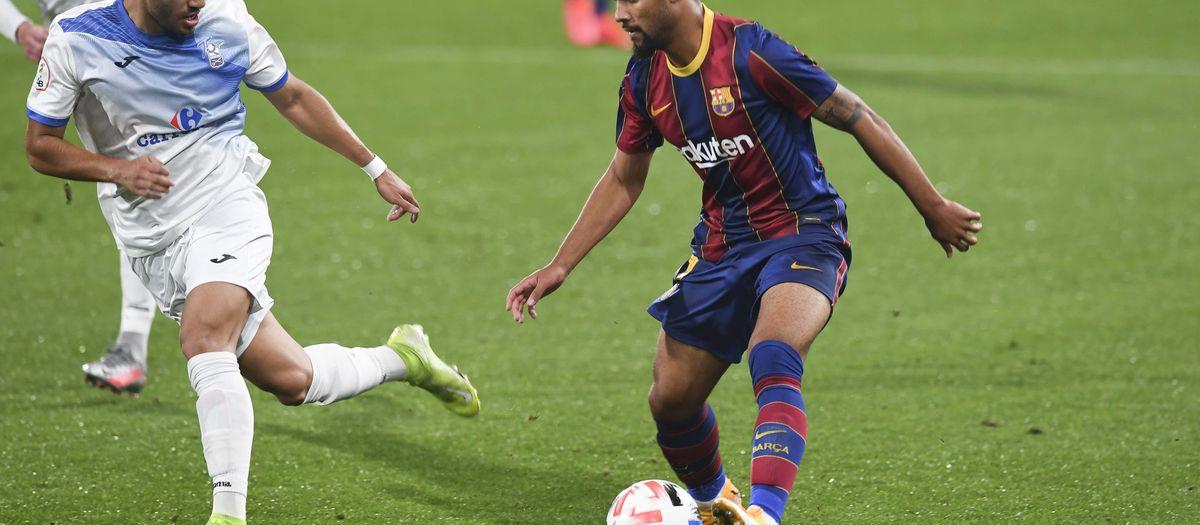 FCバルセロナ B vs プラット: 褒賞なしのドロー (0-0)