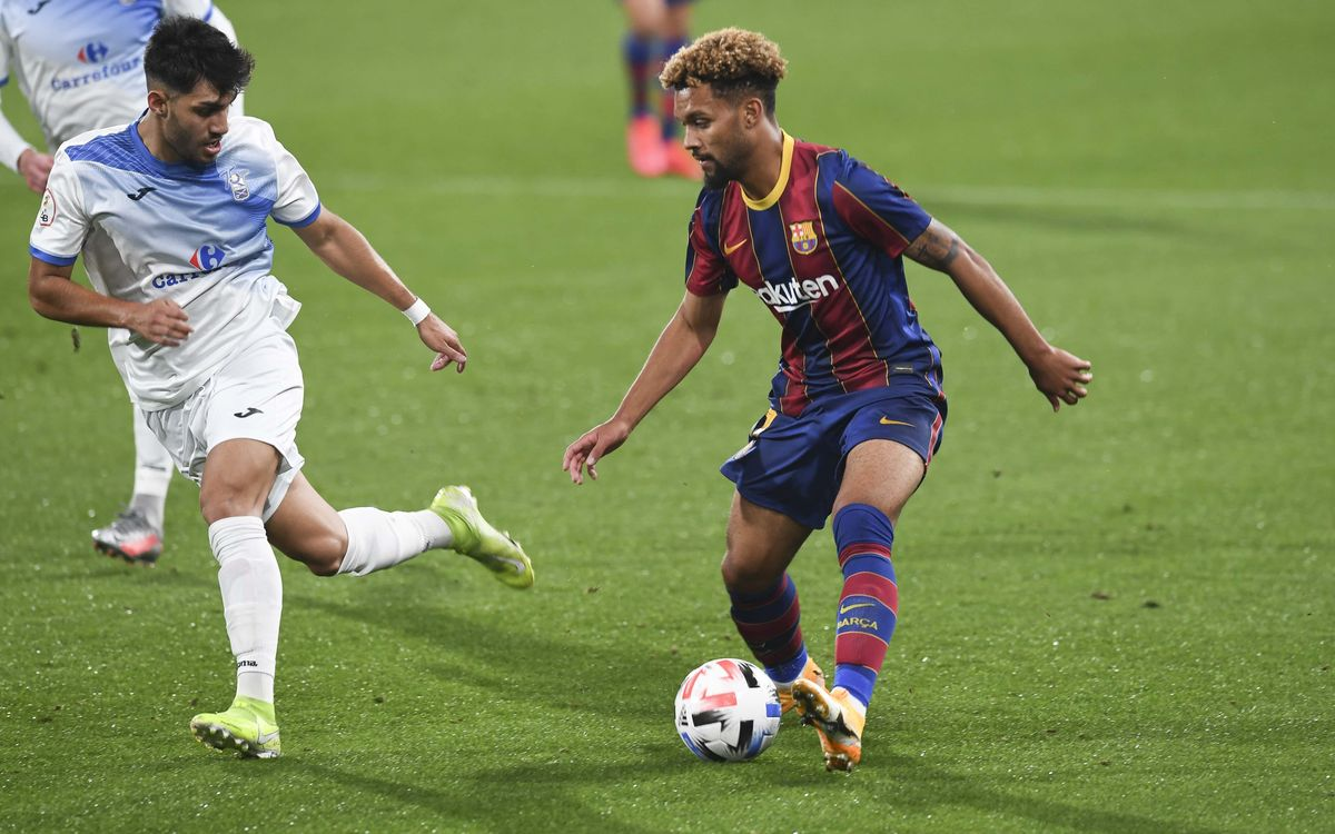 FC Barcelona B v Prat: A game without reward (0-0)