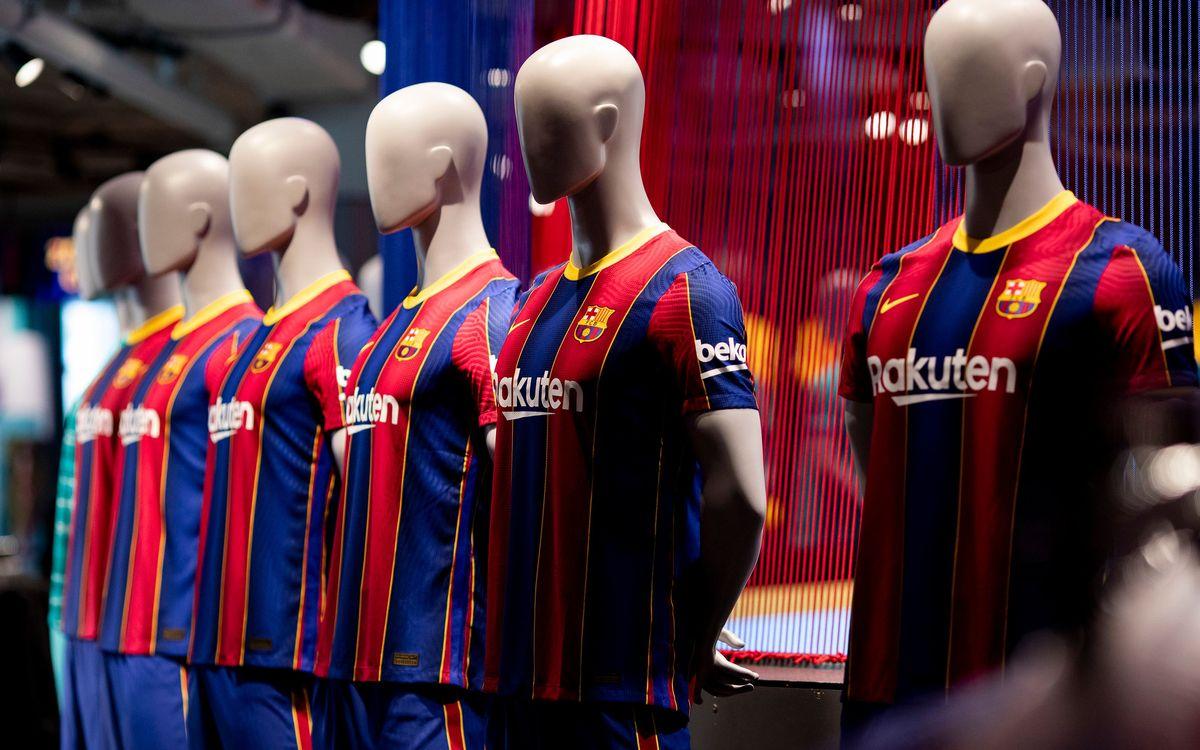 El Museo y la Barça Store del Camp Nou cierran temporalmente