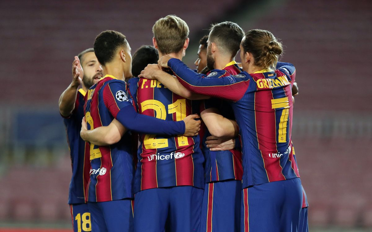 El Barça-Dinamo en 10 datos