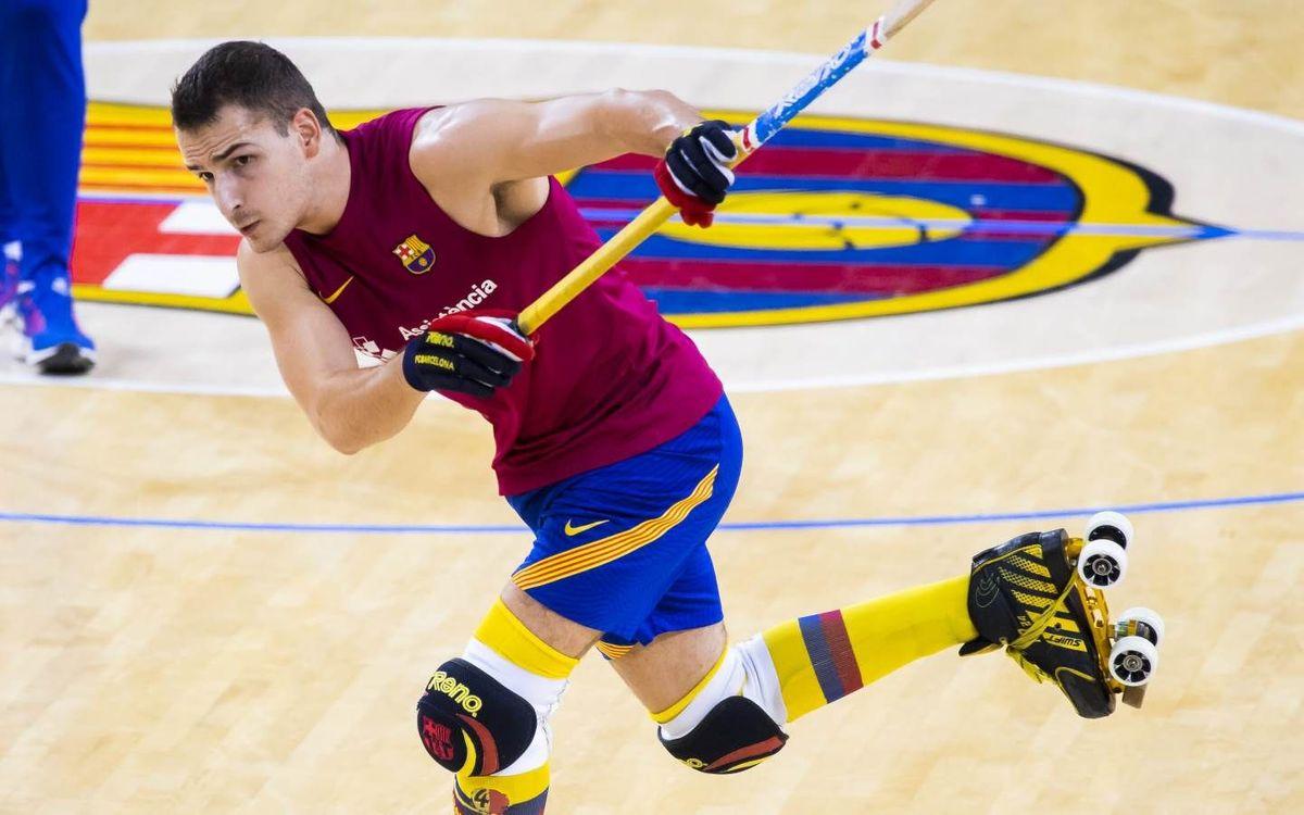 Barça – Calafell Tot l'Any: Centrados al 100% en la OK Liga!