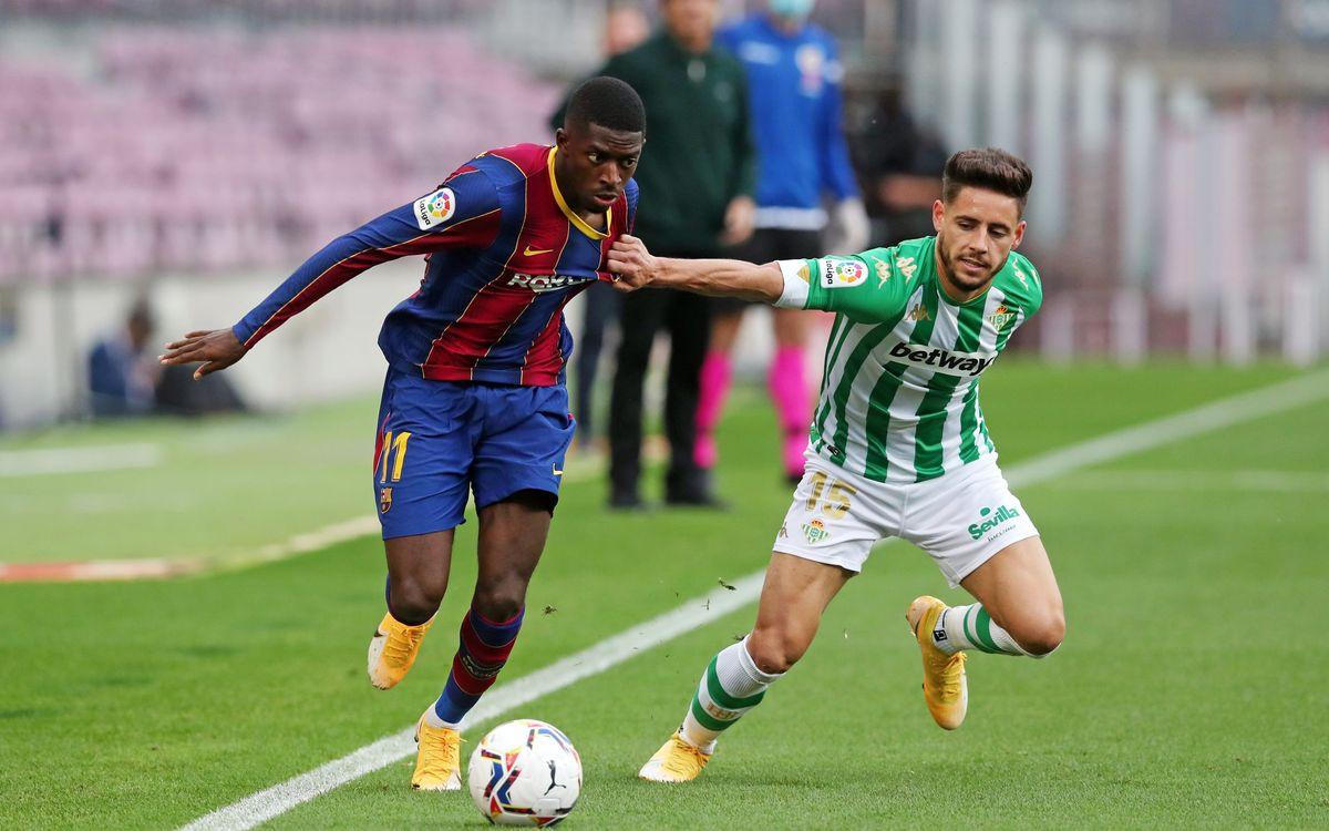 PREVIEW | Betis v Barça