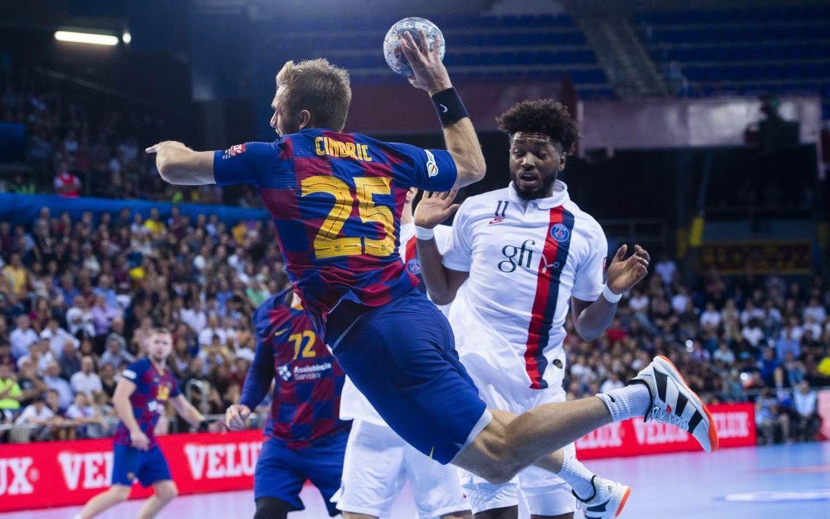 Barça – PSG en la Final Four 2020