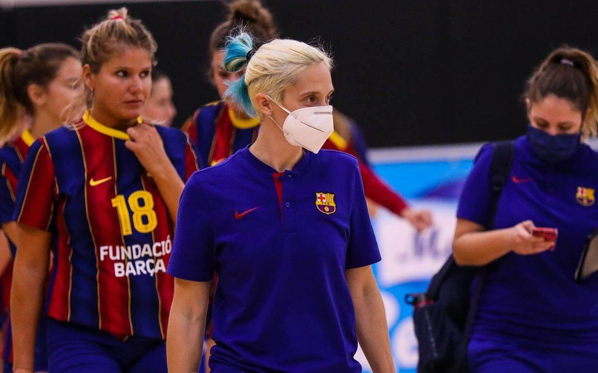 La lucha del femenino no tiene premio en Esplugues