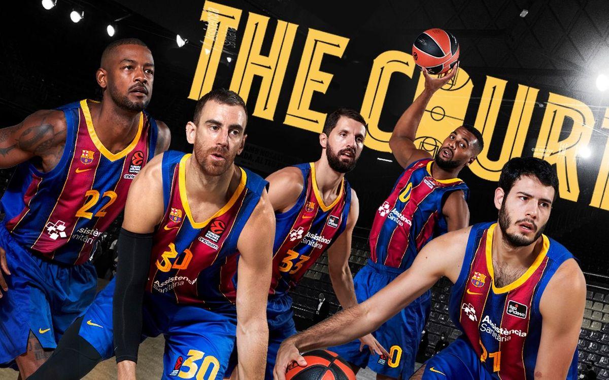 Barça Studios estrena 'The Court', la serie documental que descubrirá el día a día del equipo de básquet