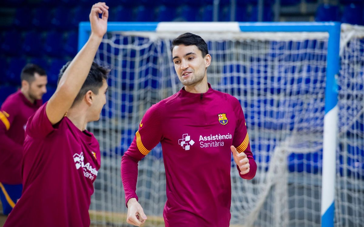 Reset con examen en Pamplona