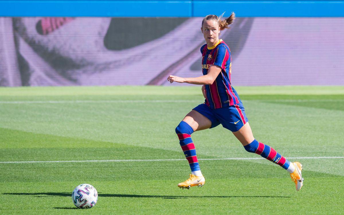FC Barcelona Femeni - Atlético de Madrid: Un gran partido