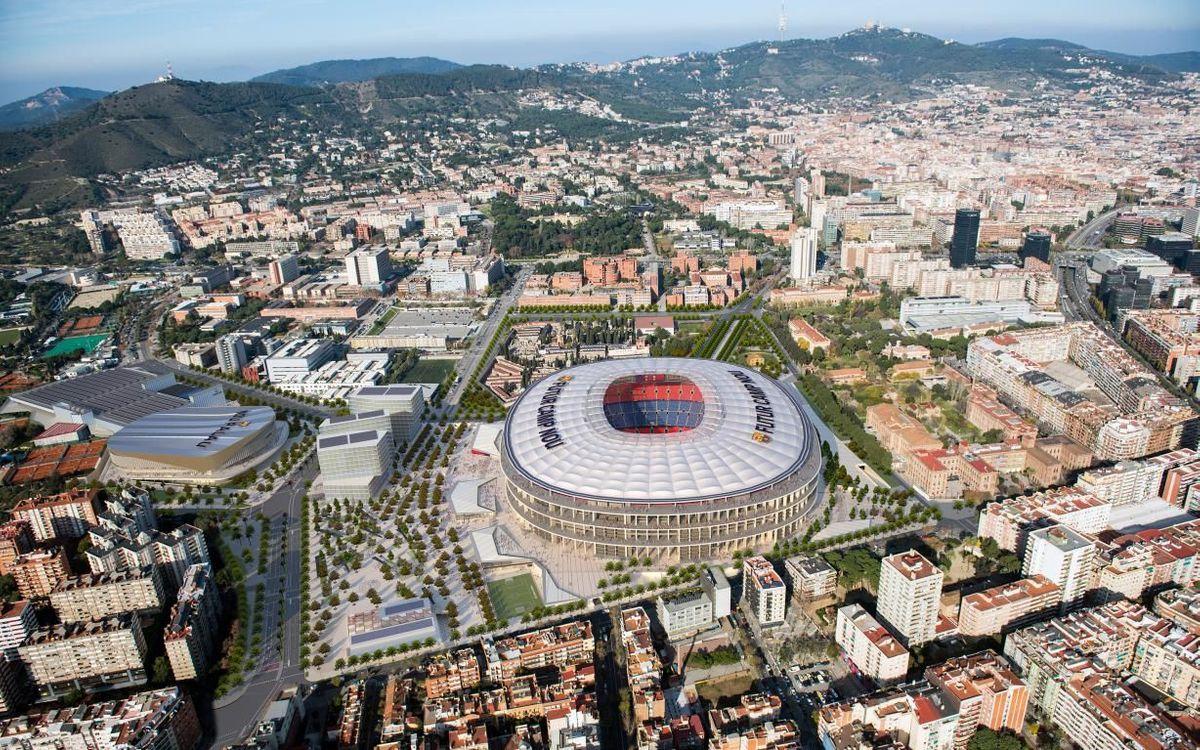 El Barça y el BSC completan la primera fase del proyecto IoTwins
