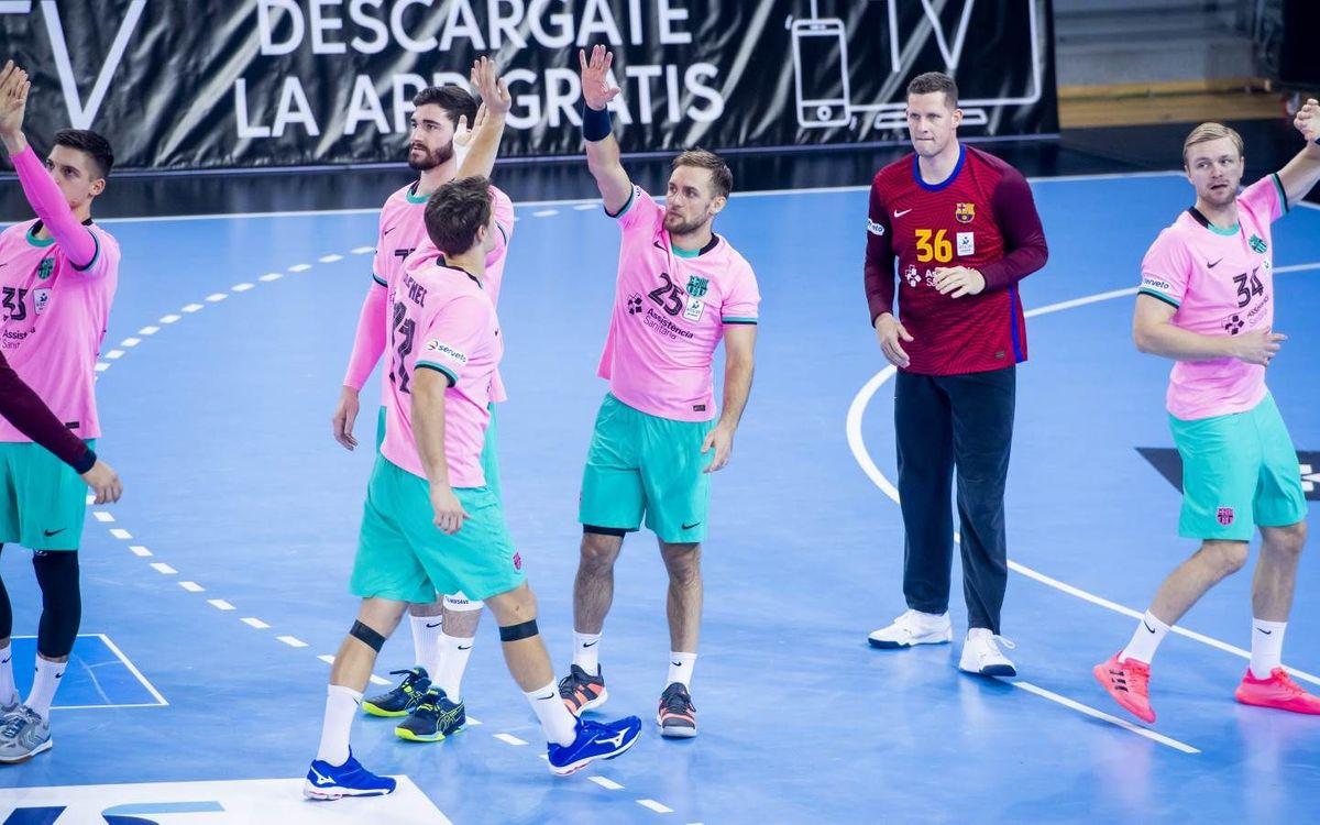 Ángel Ximénez PG – Barça: Desplazamiento con novedades