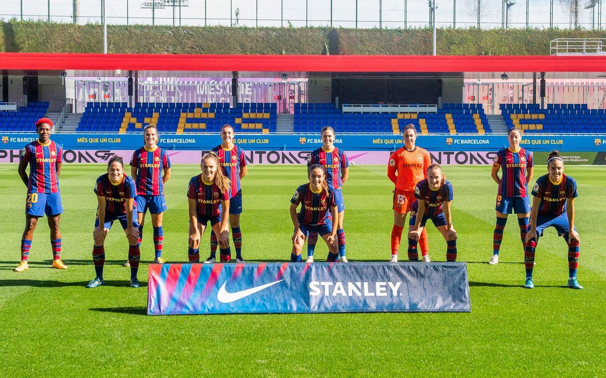 Aplazado el partido SD Eibar – FC Barcelona Femení