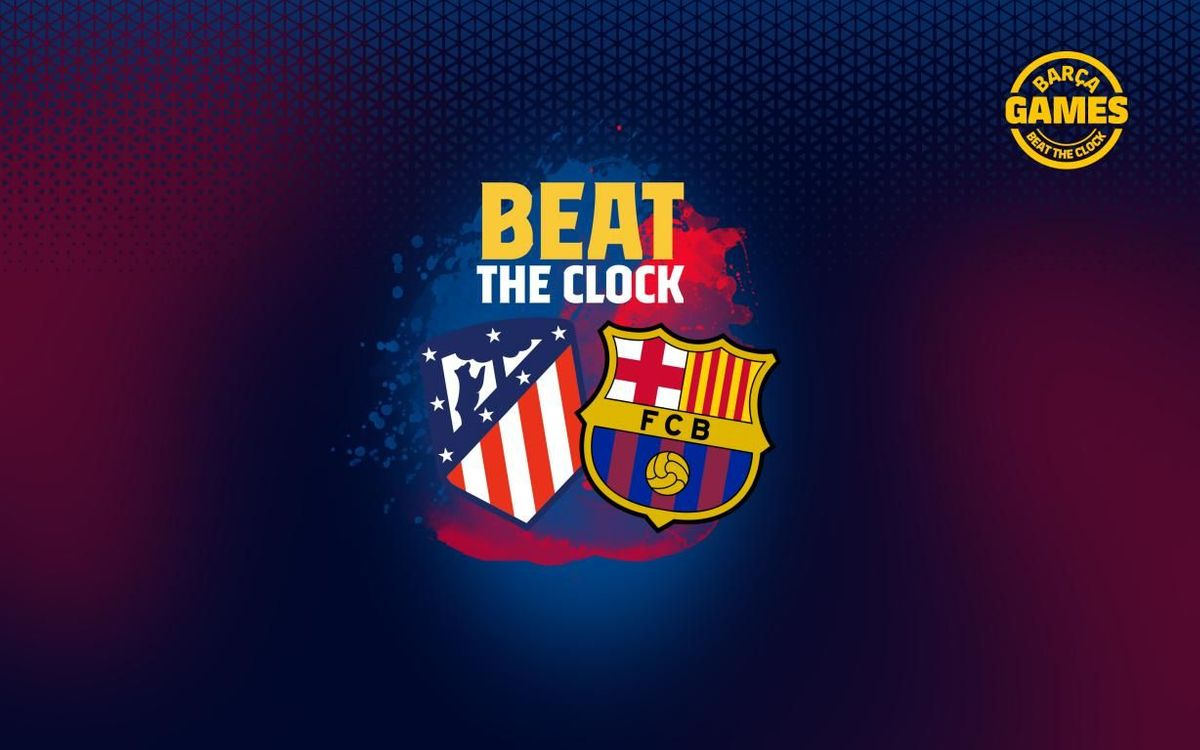 BEAT THE CLOCK | Name the 8 footballers who have played for FC Barcelona and Atlético Madrid in the 21st century